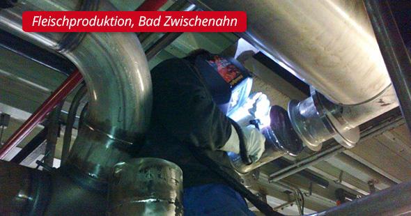 Fleischproduktion, Bad Zwischenahn - P&L Profi-Schwiess, s.r.o.