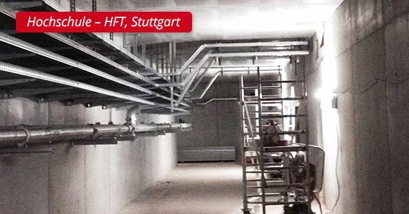 Hochschule HFT, Stuttgart - P&L Profi-Schweiss, s.r.o