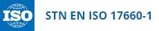 STN EN ISO 17660-1 zváranie - P&L Profi-Schweiss, s.r.o
