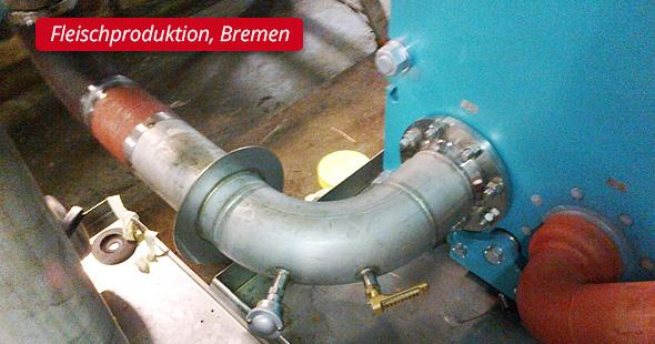 Fleischproduktion, Bremen - P&L Profi-Schweiss, s.r.o.