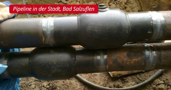 Pipeline, Bad Salzuflen - P&L Profi-Schweiss, s.r.o.