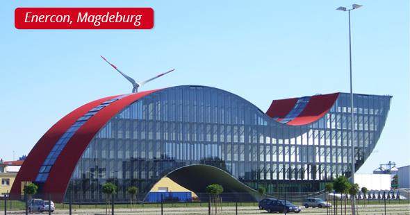 Enercon, Magdeburg - P&L Profi-Schweiss, s.r.o.