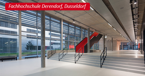 Fachhochschule, Derendorf - P&L Profi-Schweiss, s.r.o.