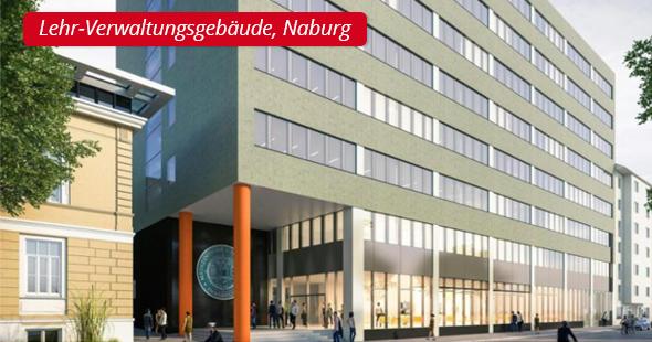 Lehr-Verwaltungsgebäude, Nabburg - P&L Profi-Schweiss, s.r.o.