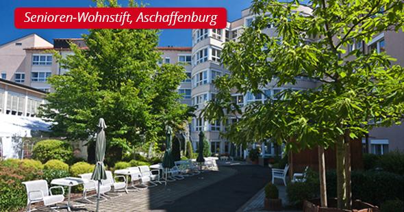 Senioren-Wohnstift, Aschaffenburg - P&L Profi-Schweiss, s.r.o.