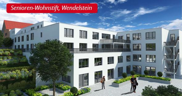 Senioren-Wohnstift, Wendelstein - P&L Profi-Schweiss, s.r.o.