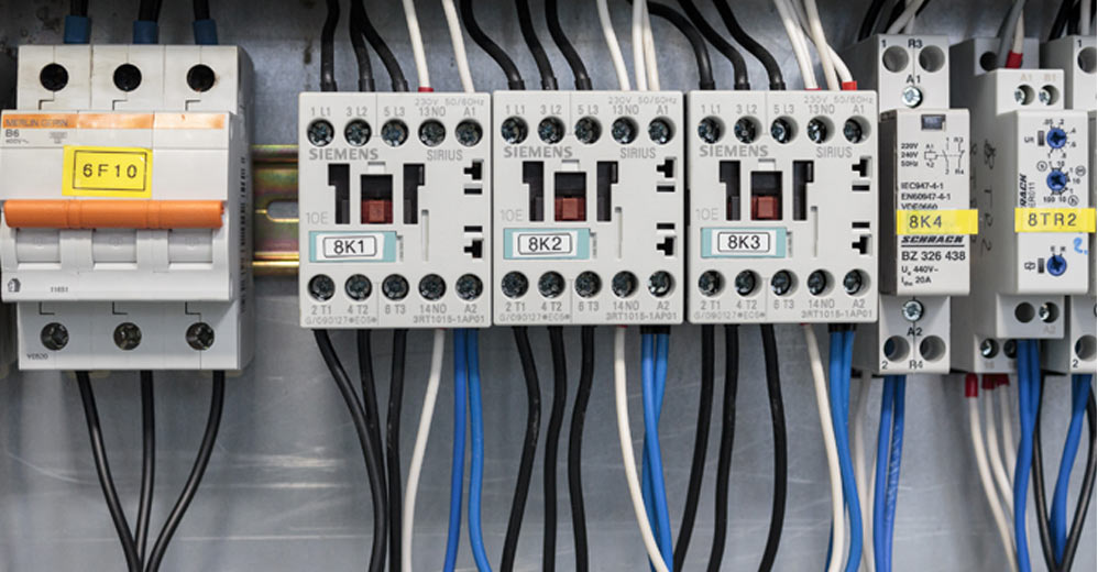 Elektroinštalačné práce - P&L Profi-Schweiss s.r.o.